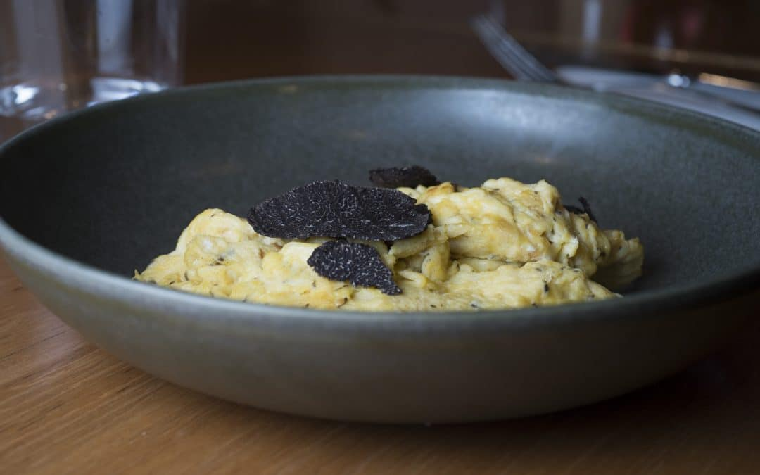 How to plan the perfect truffle dinner party